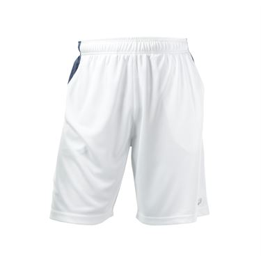 Prince Mesh Short - White/Heather Slate