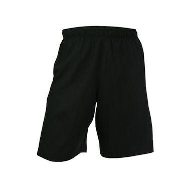 Prince Stretch Woven Short - Black/Dark Grey