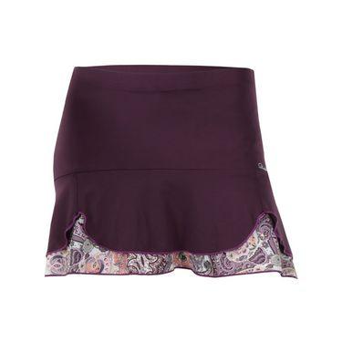 Denise Cronwall Mulberry Luna Skirt - Purple