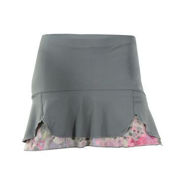 Denise Cronwall Wyn Luna Skirt - White/Grey