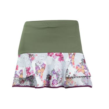 Denise Cronwall Army of Lovers Steffi Skirt - Green