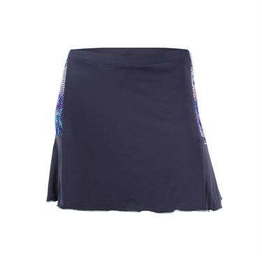 Denise Cronwall Mystical Gabby Skirt - Violet