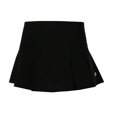 Prince Stretch Woven Skirt - Black