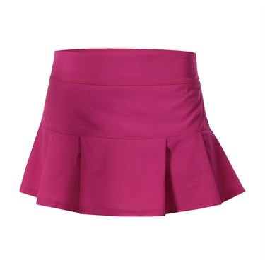 Prince Stretch Woven Skirt - Pink Glow