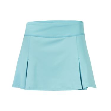 Prince Two Pleated Skirt - Blue Radiance