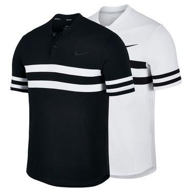 Nike Court Dry Advantage Stripe Polo