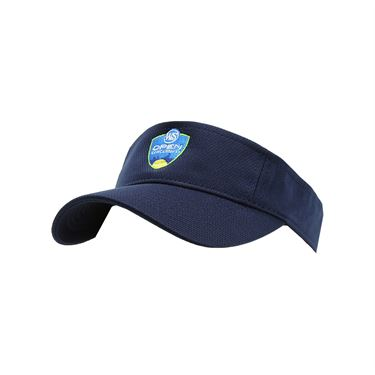 W&S Open Mesh Visor - True Navy