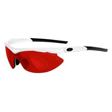 Tifosi Slip Sunglasses White Gunmetal