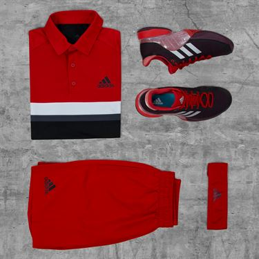 Adidas Social Holiday Outfit 3