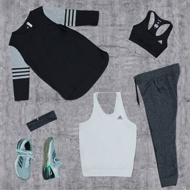 Adidas Training Outfit 1