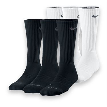 Nike Dri Fit Cushion Crew 3 Pack Socks