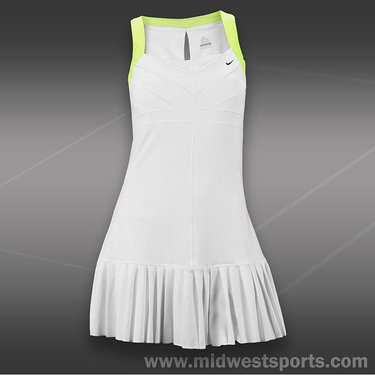 Nike Womens Maria Slam Statement Dress