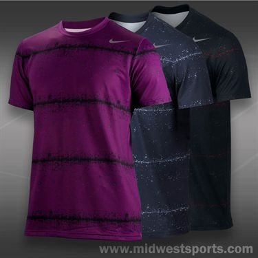 Nike Rally Sphere Stripe Crew