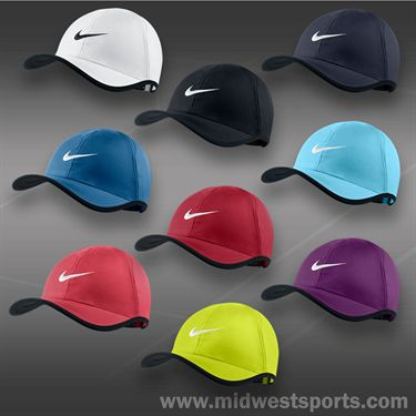 Nike Kids Featherlight Hat-Black