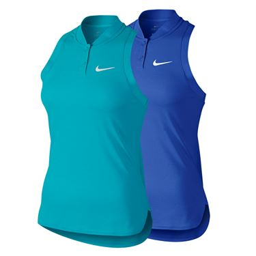 Nike Premier Advantage Sleeveless Polo
