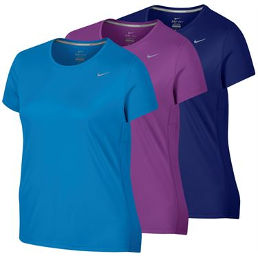 Nike Plus Size Miler Top
