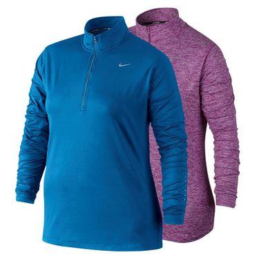 Nike Element 1/2 Zip Plus Size