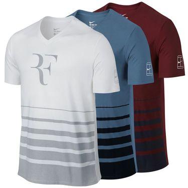 Nike Roger Federer V Neck Shirt