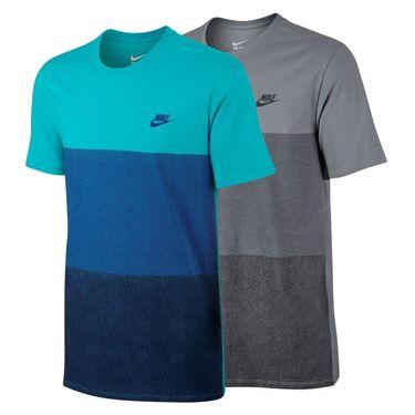 Nike Tee Tonal Colorblock Crew