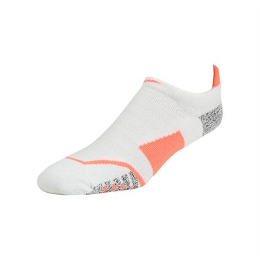 Nike Grip Elite No Show Tennis Sock - White