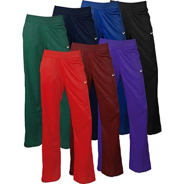 Nike Womens Team Mystifi Warm Up Pant