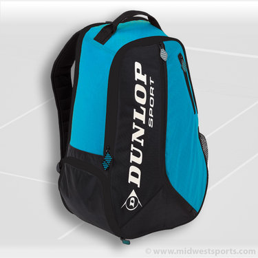 Dunlop Biomimetic Tour Blue BackPack Tennis Bag