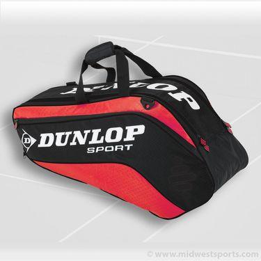 Dunlop Biomimetic Tour 6 Pack Red Tennis Bag