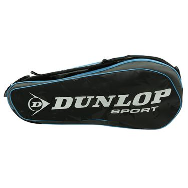 Dunlop Performance Blue 3 Pack Tennis Bag
