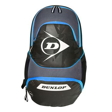 Dunlop Performance Blue Backpack Tennis Bag