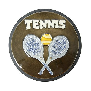 Round Tennis Trivet T900, Midwest Sports