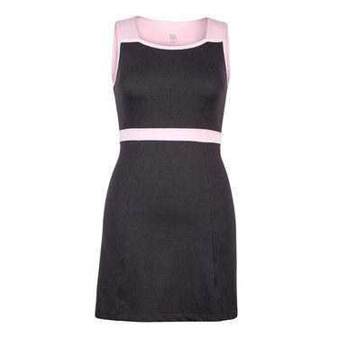 Tail Berries N Cream Dress - Black Heather