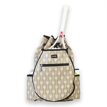 Ame & Lulu Tennis Backpack - Montauk