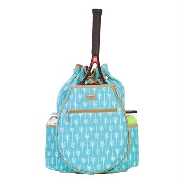Ame & Lulu Lagoon Tennis Backpack