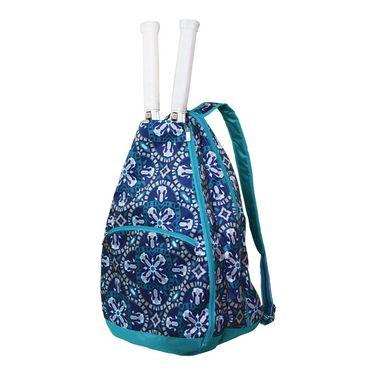 All For Color Artisan Tile Tennis Back Pack