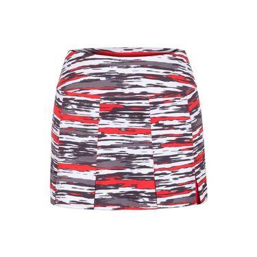 Tail Painted Desert 13.5 Inch A Line Skirt - Brush Stroke