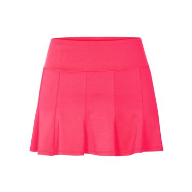 Tail Red Hot Paneled Flounce Skirt - Aurora