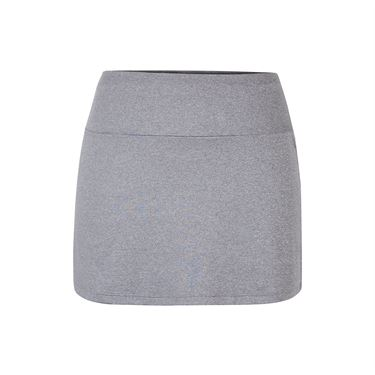 Tail Match Point Back Pleat Skirt - Frosted Heather