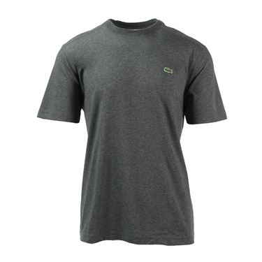 Lacoste Sport Tech Jersey Crew - Pitch Grey