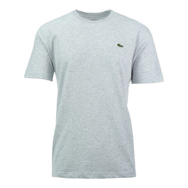 Lacoste Sport Technical Jersey Crew - Silver Grey