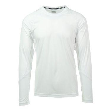 Fila Core Long Sleeve Crew - White