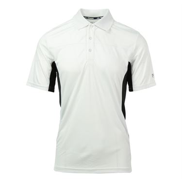 Fila Core Polo - White/Black