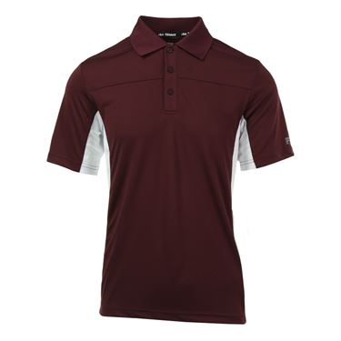 Fila Core Polo - Maroon