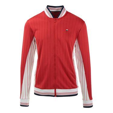 Fila Heritage Jacket - Chinese Red/White/Peacoat