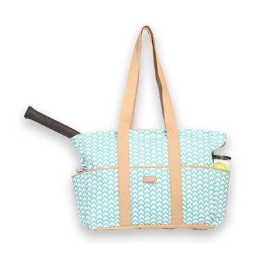 Ame & Lulu Tennis Tote Bag - Ranger