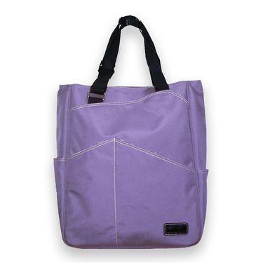Maggie Mather Tennis Tote Bag Iris
