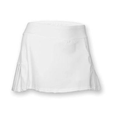 Fila Pleated Back Skirt -White