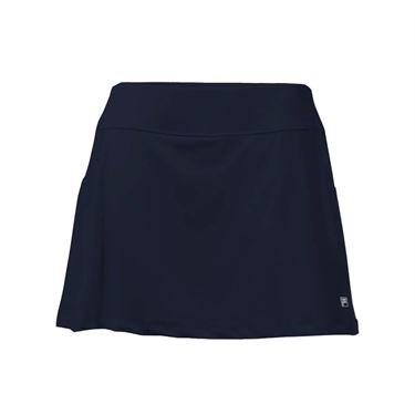 Fila Core A Line Skirt - Peacoat Blue