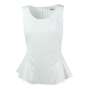 Fila Lawn Full Coverage Tank - White