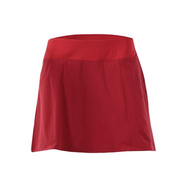 Fila Heritage Pleated Skirt - Crimson