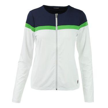 Fila Heritage Jacket - White